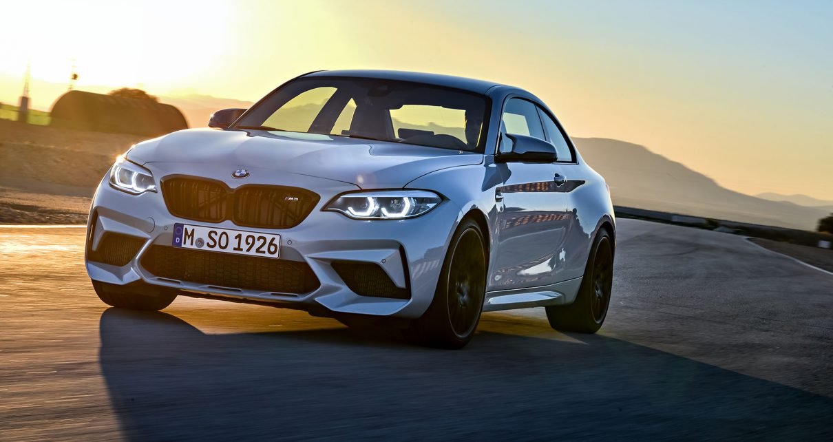 BMW M2 Competition Open
