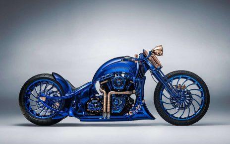 Harley-Davision Blue Edition by Carl F. Bucherer