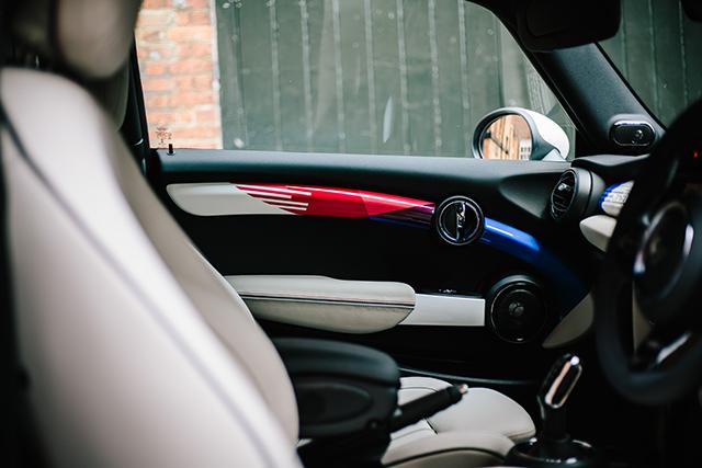 Interior Mini Hatch