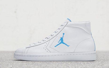 Converse Birth of Michael Jordan