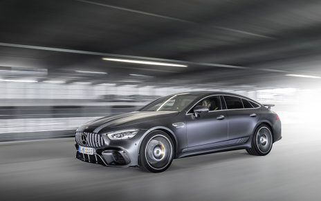 Mrecedes-Benz AMG GT 63S 4Matic+ Edition1