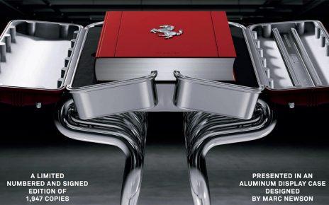 หนังสือ Ferrari