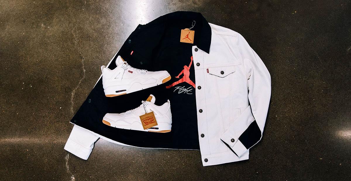 Jordan Brand X Levi