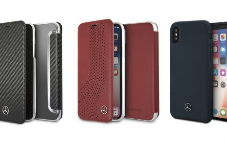 คอลเลคชั่นเคส iPhone จากเมอร์เซเดสเบนซ์