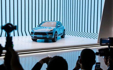 Porsche Macan Launch in China