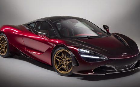 McLaren 520S velocity by MSO