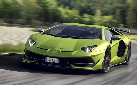 Lamborghini Aventador SV J