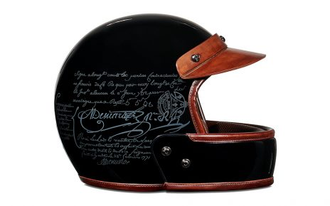 Berluti Leather Helmet