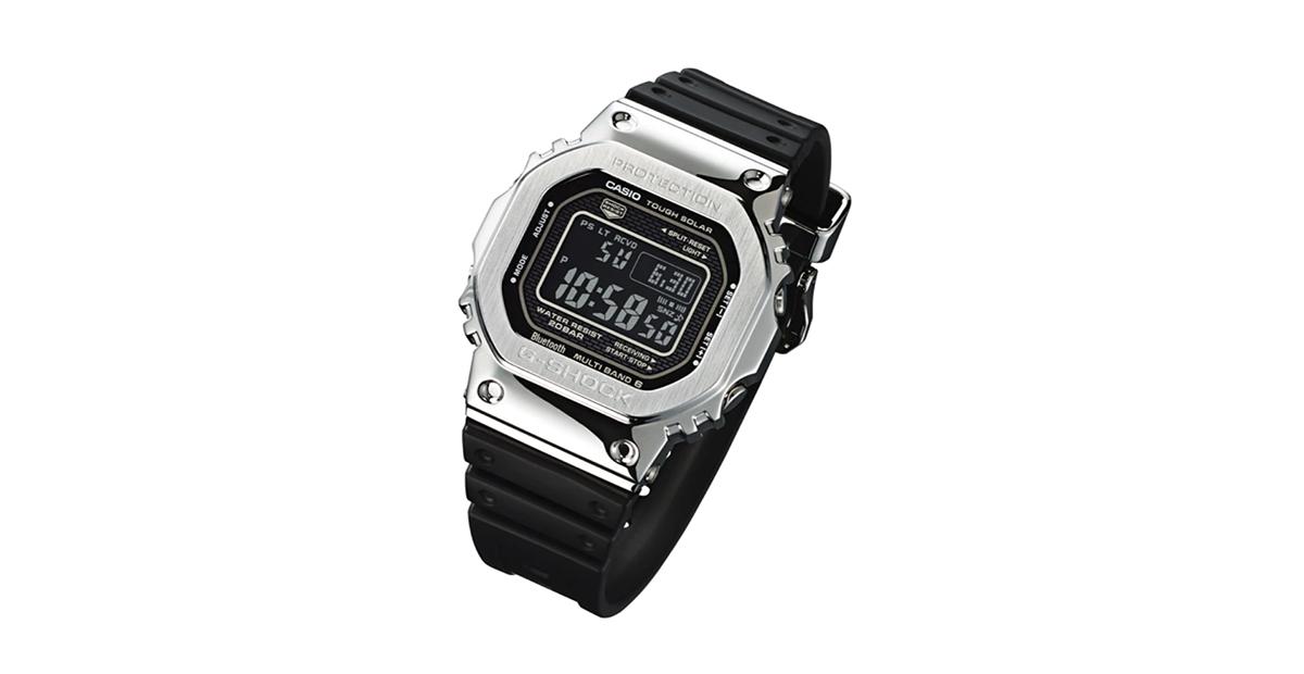 Casio G-Shock GMWB5000-1
