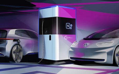 Volkswagen Mobile Charging