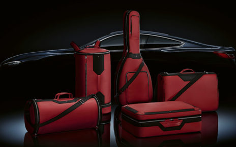 Montblanc x BMW Luggage Set