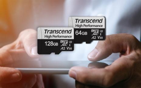 Transcend MicroSDXC 330S