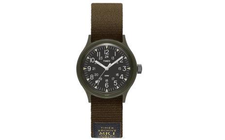 Timex Archive Camper MK1