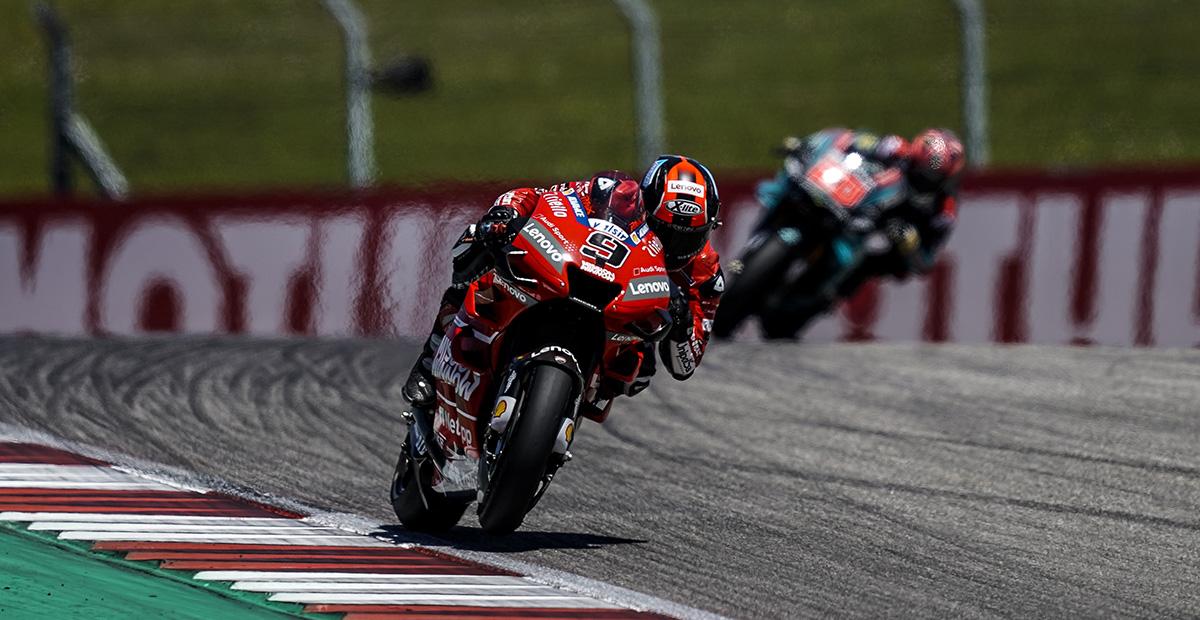 Ducati เปิดโอกาสให้นักบิด Moto GP แต่งรถเองในการแข่งที่
