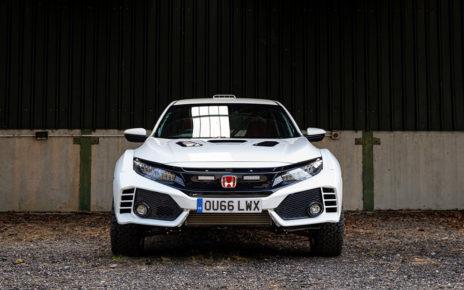 Honda Civic Type R OveRland
