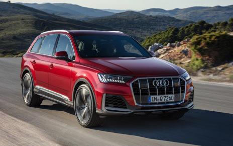 Audi Q7 Facelife