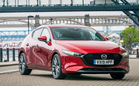 Mazda 3 with Skyactiv-X