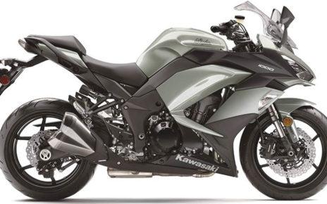 Kawasaki Ninja 1000 Metallic Matte Fusion Silver