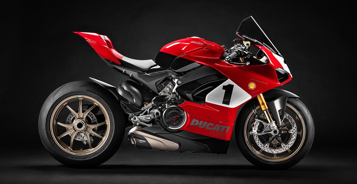 Ducati Panigale V4 25th Anniversario
