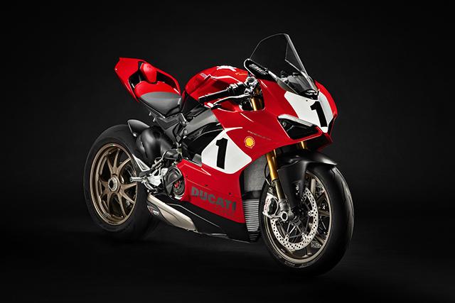 Ducati Pinagale V4