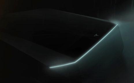 Tesla Pick Up