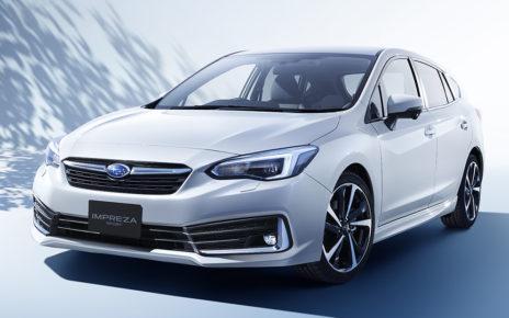 Subaru Impreza Facelift
