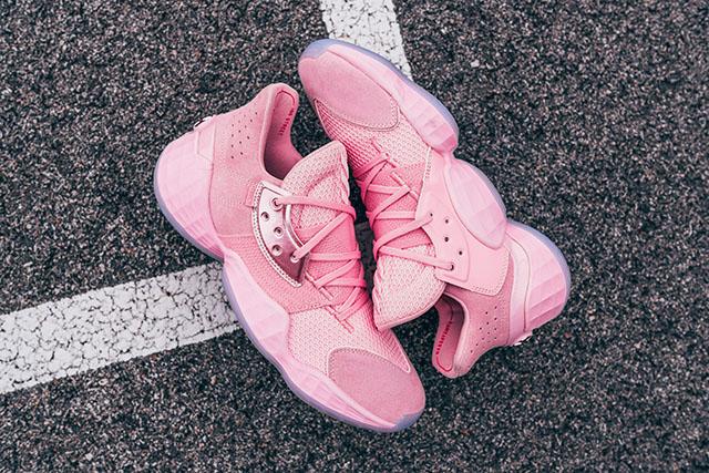 Adidas Harden Vol.4 Pink Lemonade