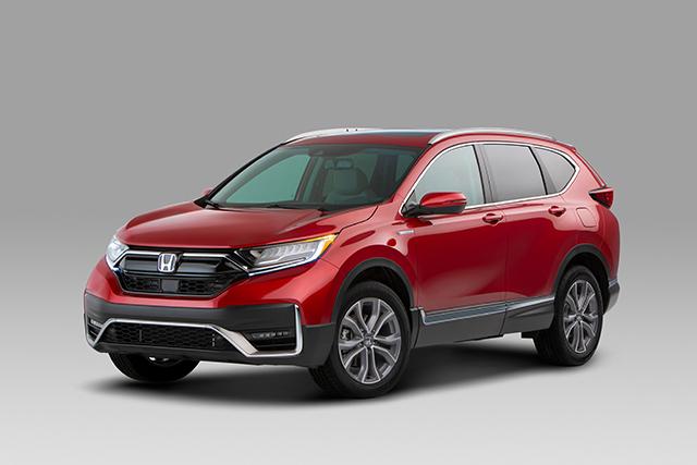 Honda CR-V MY 2020