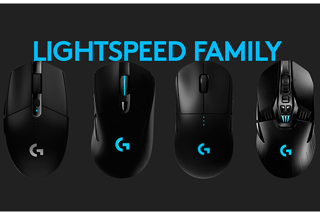 G Pro Wireless Mouse