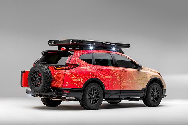 "Honda CR-V ""Dream"""