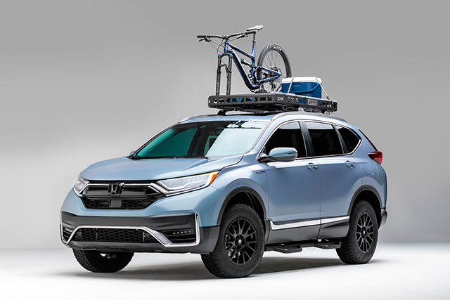 """Honda CR-V """"Do"""""""