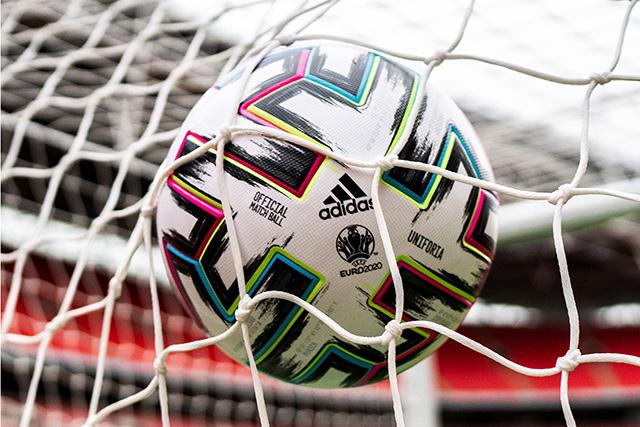Football for UEFA Euro 2020