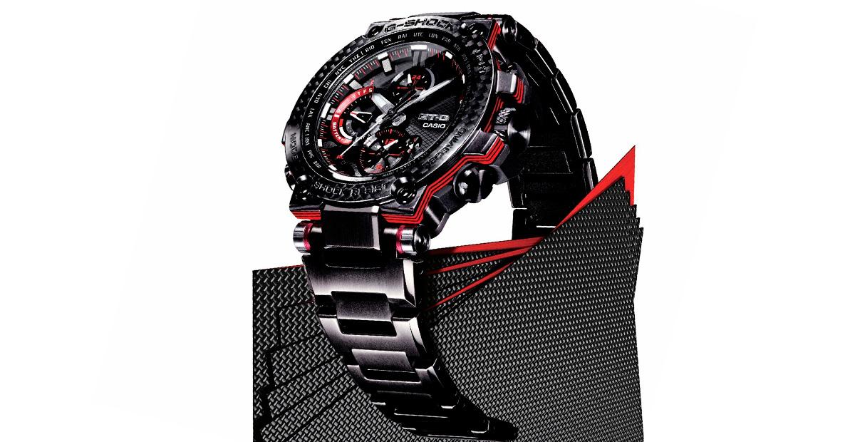 G-Shock MTGB1000XBD-1