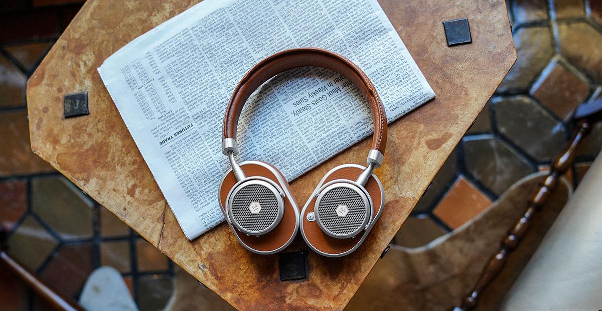 Master & Dynamic MW65 Wireless Headphone