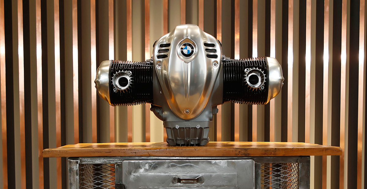 BMW Motorrad 1.8L Big Boxer Engine