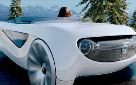 Honda Augment Driving Concept