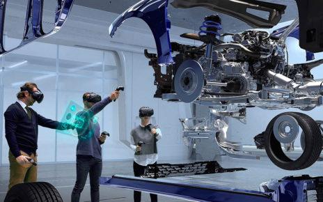 VR Design Evaluation System