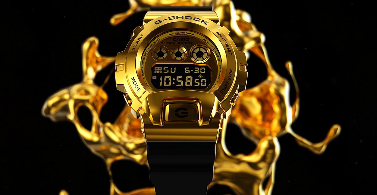 Casio G-Shock GM6900G-9