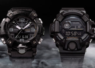 Casio G-Shock All Blackout