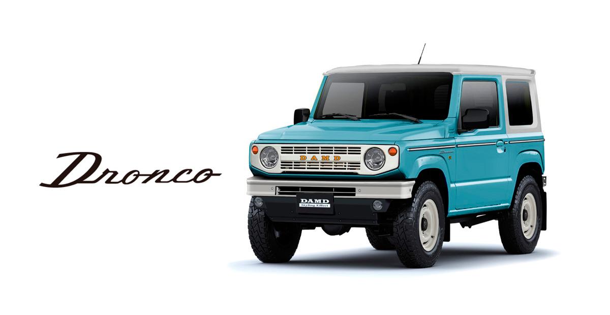 Suzuki Jimny Dronco