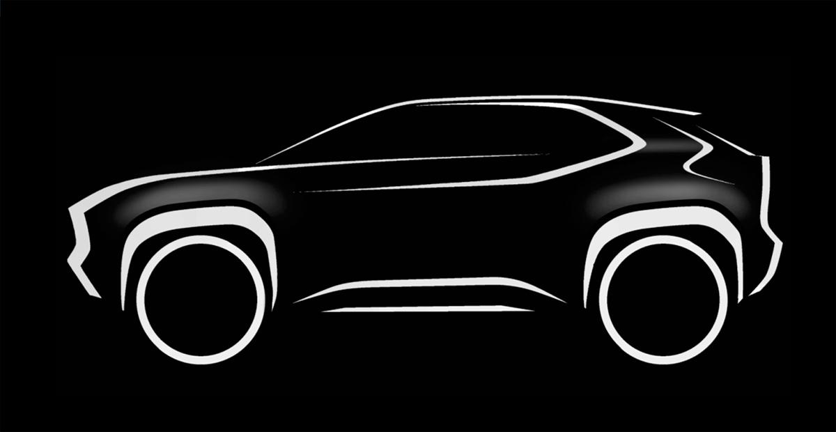 Toyota New Compact SUV