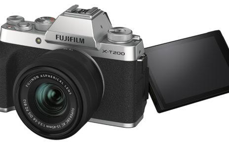New Fujifilm X-T200