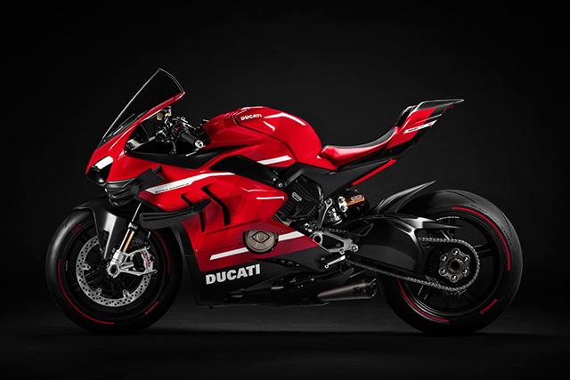New Ducati Superleggera V4