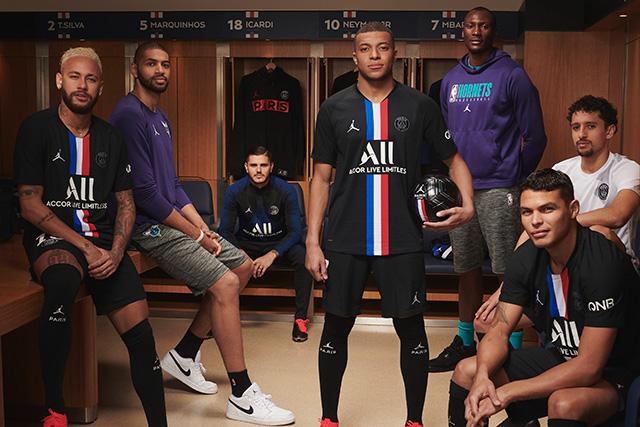 Paris Saint-Germain Fourth Kit