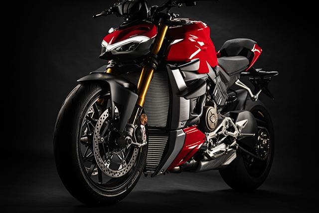 New Ducati Streetfighter V4