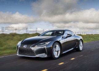Lexus LC Coupe MY 2021