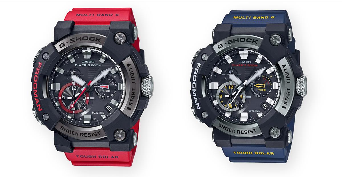G-Shock Frogman GWFA1000