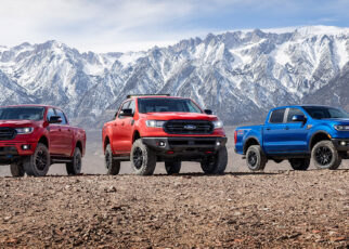 Ford Performance built 3 Package for Ford Ranger