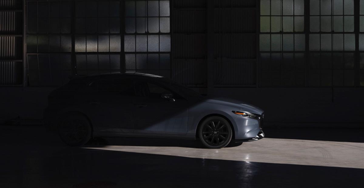 New Mazda 3 2.5 Turbo
