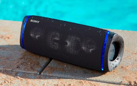 New Sony SRS-XB43
